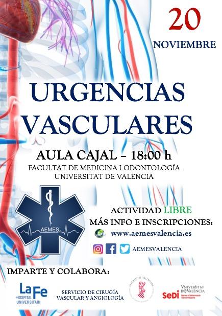 Urgencias Vasculares