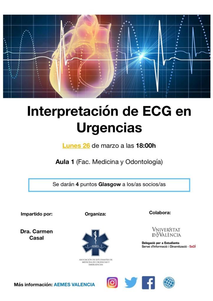 Interpretación ECG