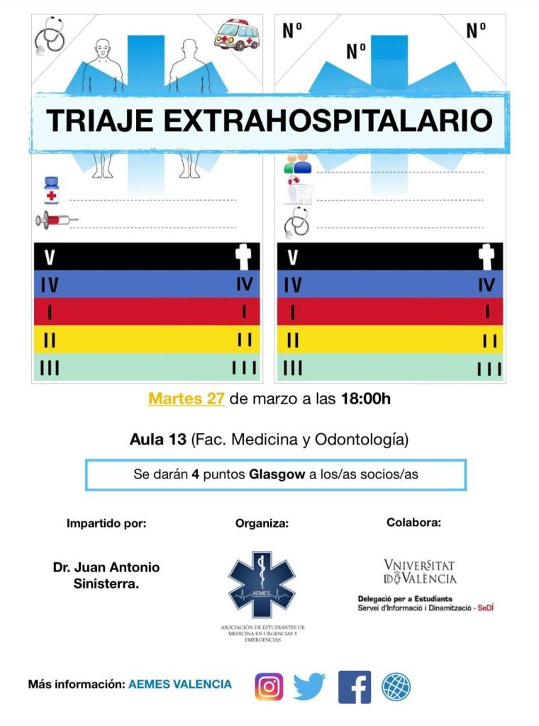 Triaje Extrahospitalario
